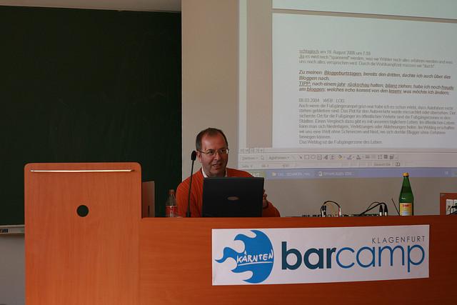 BarCamp Klagenfurt