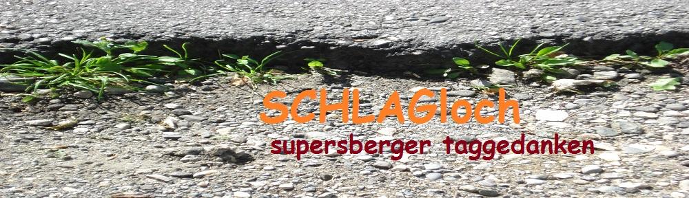 Schlagloch